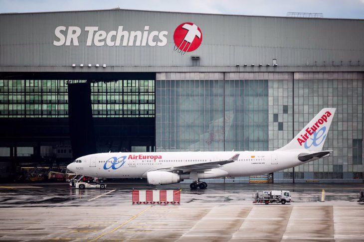 Air Europa A330 SR Technics